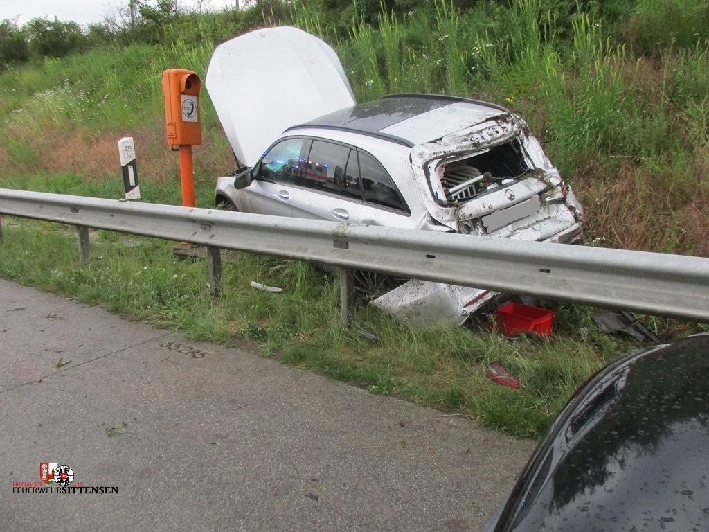 Technische Hilfeleistung Unfall, Menschenleben in Gefahr (TH1-Y)